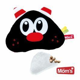 Hencz Toys Nahřívací plyšová hračka KOČIČKA s třešňovými pecičkami