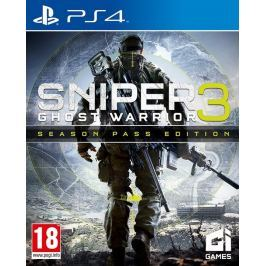 COMGAD PS4 - Sniper: Ghost Warrior 3 Season Pass Edition