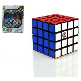 Teddies Rubikova kostka hlavolam 4x4 plast 6,5x6,5x6,5cm v krabičce