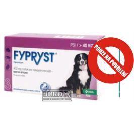 KRKA Fypryst Dogs 1x4.02ml spot-on pro psy