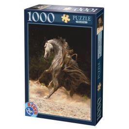 D-TOYS Puzzle Divoký kůň 1000 dílků