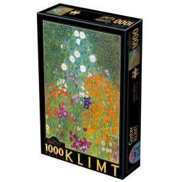 D-TOYS Puzzle  66923 G. Klimt: Zahrada 1000 dílků