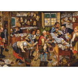 D-TOYS Puzzle  66947 P. Brueghel: Desátek 1000 dílků