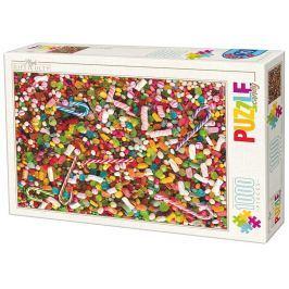 D-TOYS Puzzle Sladkosti 1000 dílků