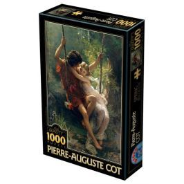 D-TOYS Puzzle  72740 P. A. Cot: Jaro 1000 dílků