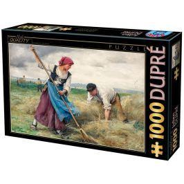 D-TOYS Puzzle  72788 J. Dupré: Ženci 1000 dílků