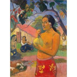 D-TOYS Puzzle  72818 P. Gauguin: Žena s ovocem 1000 dílků