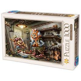 D-TOYS Puzzle  72894 Pinokio 1000 dílků