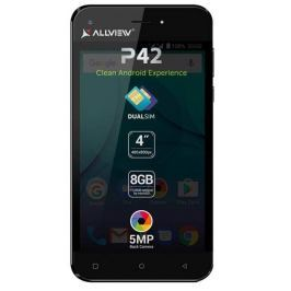 Allview P42 DS gsm tel. Black
