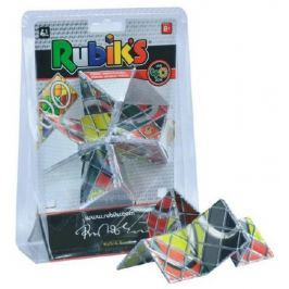 Teddies Rubikův hlavolam Magic plast 14cm na kartě
