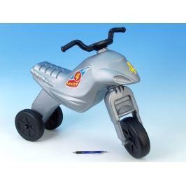 Teddies Odrážedlo Superbike 4 maxi plast výška sedadla 33cm nosnost do 25kg asst od 3 le