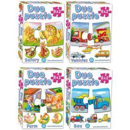 Puzzle Duo 8v1 2 dílky