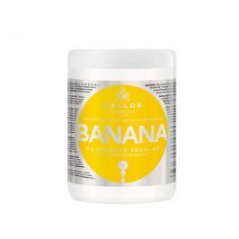 Kallos Posilující maska s extrakty z banánu (Banana Fortifying Hair Mask), 275 ml