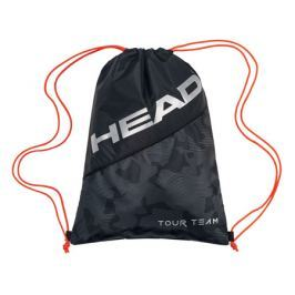 Head Vak  Tour Team Shoe Sack Black/Silver