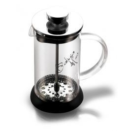 BERLINGERHAUS Konvička na čaj a kávu French Press 800 ml černá