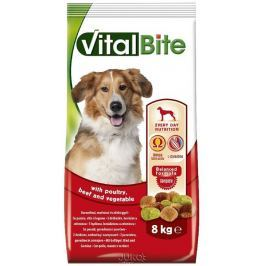 VitalBite granule pes drůbeží+hovězí 8kg-12769