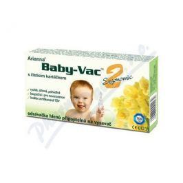ILLES CSOK Arianna Baby-Vac 2 s čistic.kart. odsávačka hlenů