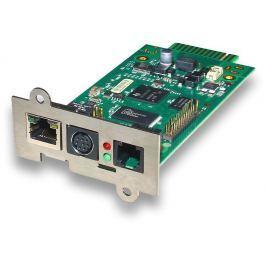 AEG SNMP PRO card, slots + sensors