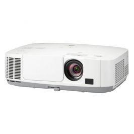 NEC Projektor  P501X; LCD; XGA (1024x768); 5000 ANSI; 4000:1; HDMI, RJ45