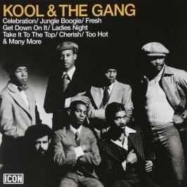 CD Kool & The Gang : Icon