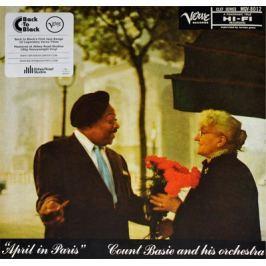 Count Basie : April In Paris LP