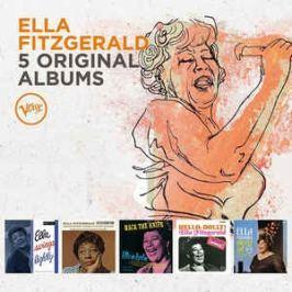 CD Ella Fitzgerald : 5 Original Albums
