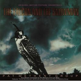 OST / Soundtrack : The Falcon And The Snowman (Dravec a feťák) LP