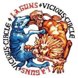CD L.A. Guns : Vicious Circle