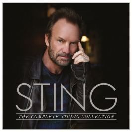 Sting : Complete Studio Collection I (16 LP - BOX) 16LP