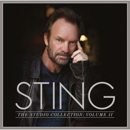 Sting : Complete Studio Collection II (5 LP - BOX) 5LP