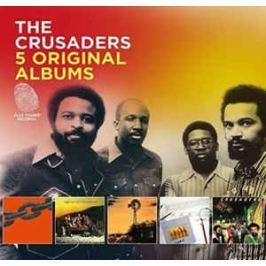 CD Crusaders : 5 Original Albums