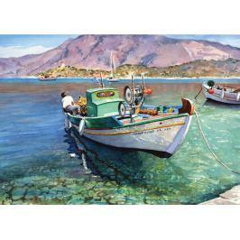 ART PUZZLE Puzzle Kotvící loď 500 dílků