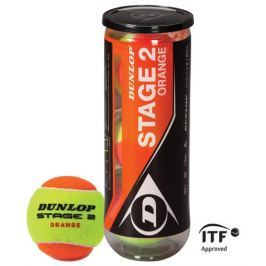 Dunlop Tenisové míčky  STAGE 2