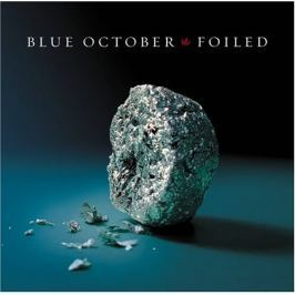 CD Blue October : Foiled