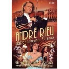 André Rieu, : André Rieu in Schönbrunn, Vienna