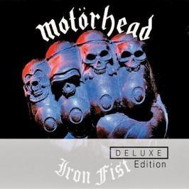 CD Motörhead : Iron Fist (Deluxe Edition) 2
