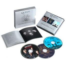 CD Queen : Greatest Hits I II & III (Platinum Collection)