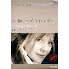 CD Lenka Filipová : Nejkrásnější písničky od A Do Z