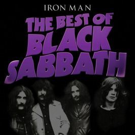 CD Black Sabbath : Iron Man (The Best Of Black Sabbath)