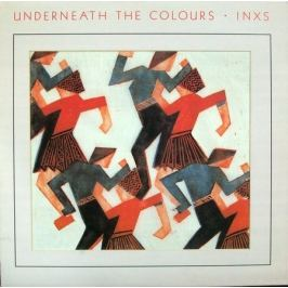 Inxs : Underneath The Colours LP