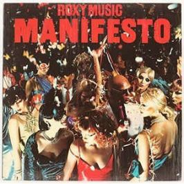 Roxy Music : Manifesto / Remastered LP