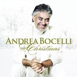 CD Andrea Bocelli : My Christmas / Reedice 2015