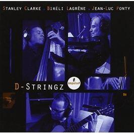 CD Stanley Clarke /Bireli Lagrene / Jean-Luc Ponty : D-Stringz