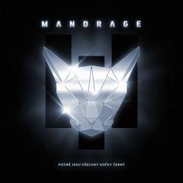 DVD Mandrage : Potmě jsou všechny kočky černý CD+