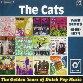 CD Cats : Golden Years Of Dutch Pop Music 2