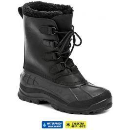 Kamik Alborg Black pánské zimní boty, 41