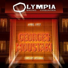 CD Georges Moustaki : Olympia / Avril 1977