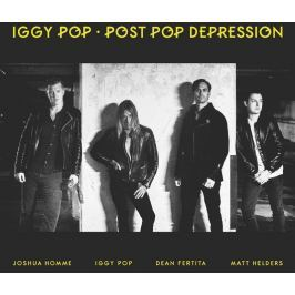 CD Iggy Pop : Post Pop Depression