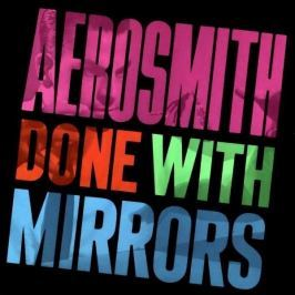 Aerosmith : Done With Mirrors LP