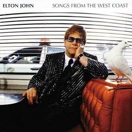 Elton John : Songs From The West Coast LP